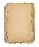 Het frame van Grunge voor oud portret of beeld Royalty-vrije Stock Fotografie
