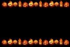 Het frame van Halloween Royalty-vrije Stock Afbeelding