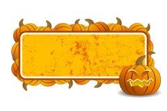 Het frame van Halloween Royalty-vrije Stock Foto