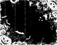 Het frame van Halloween Stock Fotografie