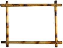 Het Frame van het bamboe Royalty-vrije Stock Afbeelding
