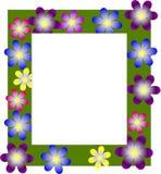 Het frame van het blad Royalty-vrije Stock Foto