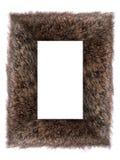Het Frame van het bont Royalty-vrije Stock Fotografie