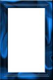 Het frame van het de sluierportret van de zijde stock illustratie