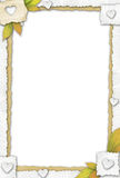 Het Frame van het document Royalty-vrije Stock Foto's