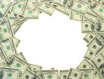 Het frame van het geld Royalty-vrije Stock Afbeelding