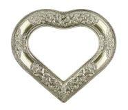 Het frame van het hart Stock Foto