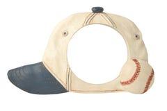 Het frame van het honkbal royalty-vrije stock afbeeldingen