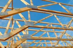 Het Frame van het huis Stock Foto's