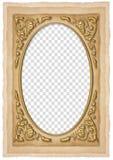 Het frame van het huwelijk vector illustratie