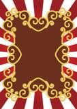 Het frame van het koord Royalty-vrije Stock Foto