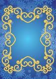 Het frame van het koord Royalty-vrije Stock Afbeeldingen