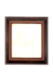 Het frame van het kunstwerk Stock Afbeelding