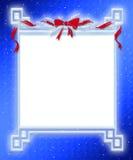 Het Frame van het Lint van de vakantie Royalty-vrije Stock Foto's