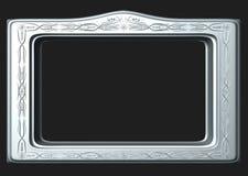 Het frame van het metaal Royalty-vrije Stock Foto's