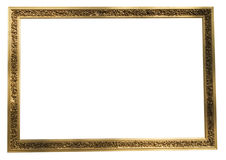 Het frame van het museum Stock Fotografie