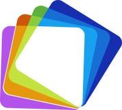 Het frame van het ontwerp royalty-vrije illustratie