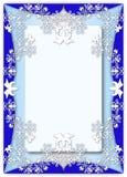 Het frame van het patroon stock illustratie