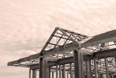 Het Frame van het staal Stock Afbeeldingen