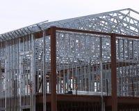 Het frame van het staal Royalty-vrije Stock Foto's