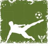 Het Frame van het voetbal stock illustratie