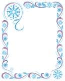Het frame van Kerstmis vector illustratie