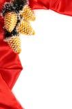 Het Frame van Kerstmis Royalty-vrije Stock Afbeelding