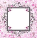 Het frame van Kerstmis Royalty-vrije Stock Foto's