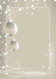 Het frame van Kerstmis Stock Fotografie