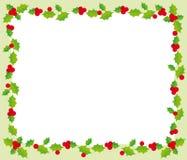 Het frame van Kerstmis Stock Afbeelding
