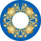 Het frame van Pasen. vector illustratie