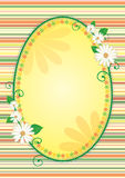 Het frame van Pasen Stock Illustratie