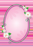 Het frame van Pasen Vector Illustratie
