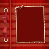 Het frame voor foto's Stock Foto's