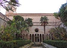 Het Franciscan Klooster Stock Foto