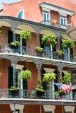Het Franse kwart van New Orleans Royalty-vrije Stock Afbeeldingen