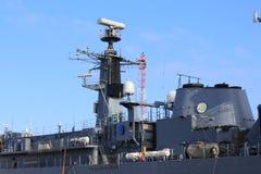 Het fregat van koningsFerdinand Stock Foto's