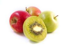 Het fruit supprise Stock Afbeeldingen