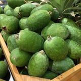 Het fruit van de ananasguave Royalty-vrije Stock Foto's