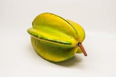 Het fruit van de Carambolasster Stock Afbeelding