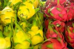 Het Fruit van de draak Royalty-vrije Stock Afbeeldingen