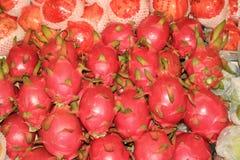 Het fruit van de draak, Bangkok, Thailand. Royalty-vrije Stock Afbeelding