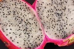 Het fruit van de draak (pitaya) royalty-vrije stock afbeeldingen
