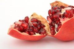 Het fruit van de granaatappel Stock Afbeeldingen