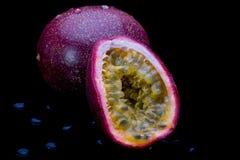 Het Fruit van de hartstocht Stock Fotografie