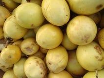 Het Fruit van de hartstocht Royalty-vrije Stock Fotografie