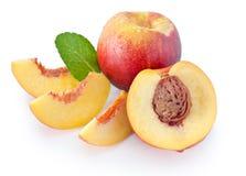 Het fruit van de nectarine Royalty-vrije Stock Foto's