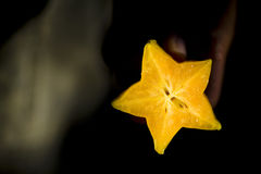 Het Fruit van de ster Royalty-vrije Stock Fotografie