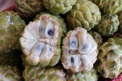 Het fruit van de vlaappel Stock Afbeeldingen