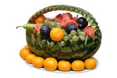 Het fruit van de zomer Royalty-vrije Stock Afbeeldingen